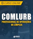 Curso Online COMLURB - Profissional de Operações de Limpeza