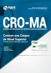Apostila CRO-MA - Comum aos Cargos de Nível Superior