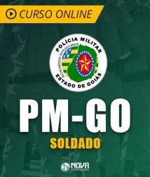 Curso Online PM-GO 2019 - Soldado