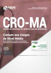 Download Apostila CRO-MA - Comum aos Cargos de Nível Médio (PDF)