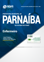 Apostila Prefeitura de Parnaíba - PI - Enfermeiro