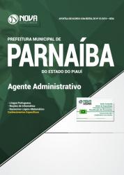 Download Apostila Prefeitura de Parnaíba - PI - Agente Administrativo (PDF)