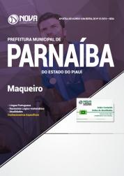 Apostila Prefeitura de Parnaíba - PI - Maqueiro