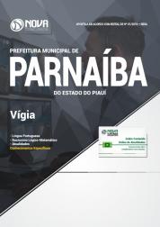 Download Apostila Prefeitura de Parnaíba - PI - Vigia (PDF)