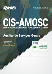 Apostila CIS-AMOSC - Auxiliar de Serviços Gerais