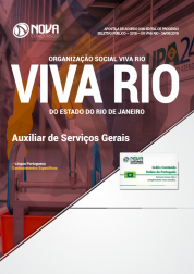 Apostila VIVA RIO - Auxiliar de Serviços Gerais