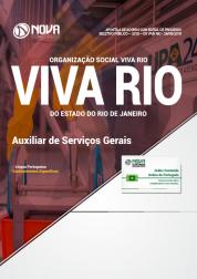 Download Apostila VIVA RIO - Auxiliar de Serviços Gerais (PDF)
