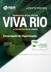 Apostila VIVA RIO - Encarregado de Higienização