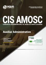 Apostila CIS-AMOSC - Auxiliar Administrativo