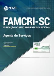 Apostila FAMCRI-SC - Agente de Serviços