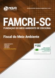 Apostila FAMCRI-SC - Fiscal do Meio Ambiente
