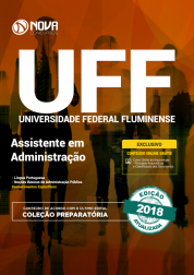 Download Apostila UFF - Assistente Administrativo (PDF)