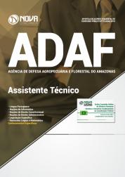 Apostila ADAF-AM - Assistente Técnico