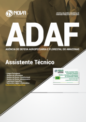 Download Apostila ADAF-AM - Assistente Técnico (PDF)