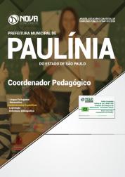 Apostila Prefeitura de Paulínia - SP - Coordenador Pedagógico