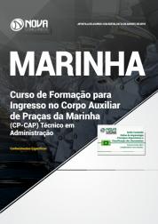 Apostila Marinha do Brasil - Corpo Auxiliar de Praças - Técnico em Administração