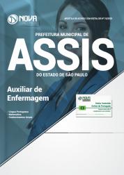 Apostila Prefeitura de Assis - SP - Auxiliar de Enfermagem