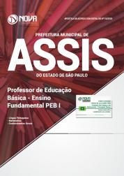 Apostila Prefeitura de Assis - SP - Professor de Educação Básica I - Ensino Fundamental