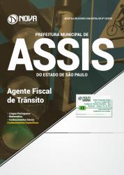 Apostila Prefeitura de Assis - SP - Agente de Trânsito