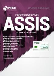 Apostila Prefeitura de Assis - SP - Comum aos Cargos de Nível Médio
