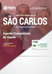 Apostila Prefeitura de São Carlos - SP - Agente Comunitário de Saúde