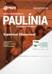 Apostila Prefeitura de Paulínia - SP - Supervisor Educacional
