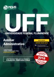 Apostila UFF - Auxiliar Administrativo