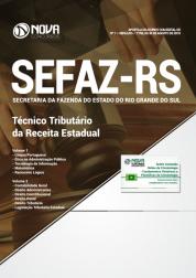 Download Apostila SEFAZ-RS - Técnico Tributário da Receita Estadual (PDF)