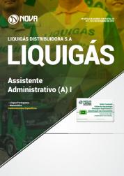 Apostila Liquigás - Assistente Administrativo (a) I