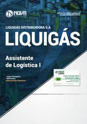 Download Apostila Liquigás - Assistente de Logística I (PDF)