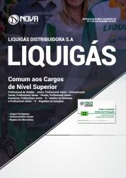 Apostila Liquigás - Comum aos Cargos de Nível Superior