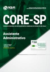 Download Apostila CORE-SP - Assistente Administrativo (PDF)