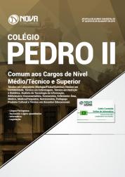 Download Apostila Colégio Pedro II - Comum aos Cargos de Nível Médio/Técnico e Superior (PDF)