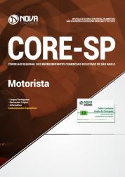 Apostila CORE-SP - Motorista