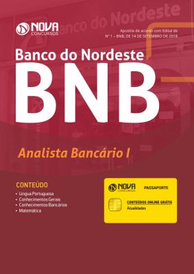 Apostila BNB - Banco do Nordeste do Brasil - Analista Bancário 1