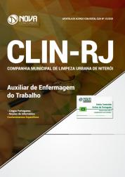 Download Apostila CLIN-RJ - Auxiliar de Enfermagem do Trabalho (PDF)