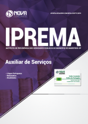 Download Apostila IPREMA de Mairiporã - SP - Auxiliar de Serviços (PDF)