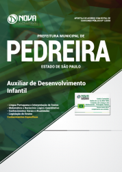 Download Apostila Prefeitura de Pedreira - SP - Auxiliar de Desenvolvimento Infantil (PDF)