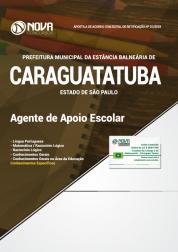 Apostila Prefeitura de Caraguatatuba - SP - Agente de Apoio Escolar