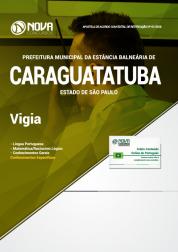 Download Apostila Prefeitura de Caraguatatuba - SP - Vigia (PDF)