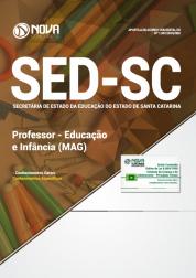 Download Apostila SED-SC - Professor - Educação e Infância (MAG) (PDF)