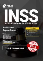 Apostila INSS - Analista do Seguro Social