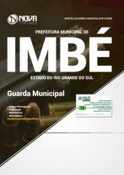 Download Apostila Prefeitura de Imbé - RS - Guarda Municipal (PDF)