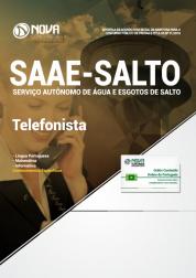 Apostila SAAE de Salto - SP - Telefonista