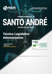 Apostila Câmara de Santo André - SP - Técnico Legislativo Administrativo