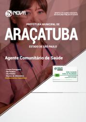 Download Apostila Prefeitura de Araçatuba - SP - Agente Comunitário de Saúde (PDF)