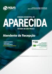 Download Apostila Câmara de Aparecida - SP - Atendente de Recepção (PDF)