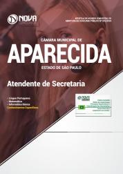 Download Apostila Câmara de Aparecida - SP - Atendente de Secretaria (PDF)