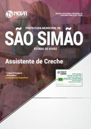 Apostila Prefeitura de São Simão - GO - Assistente de Creche