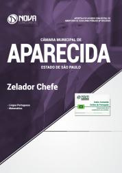 Apostila Câmara de Aparecida - SP - Zelador Chefe